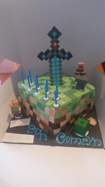 Minecraft - Diamond Sword